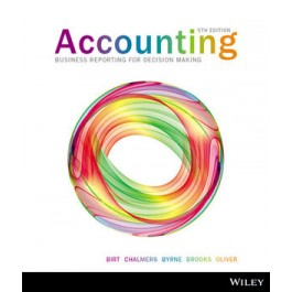 Accounting: Business Reporting for Decision Making 5E *Hot Sale!*