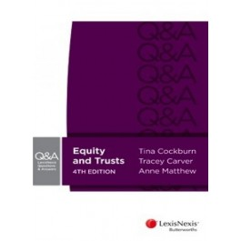 Equity and Trusts 4e